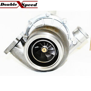 Turbo Charger T72 T3 Twin Scroll 70 A R Compressor 4 V Band Inlet 2 5 Inlet