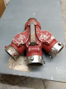 Fire Hydrant 3 Way Valve