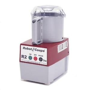 Robot Coupe R2b Commercial Food Processor