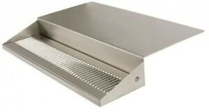 New Micro Matic Dp j 24 24 Jockey Box Drip Tray Cooler Stainless Beer Steel