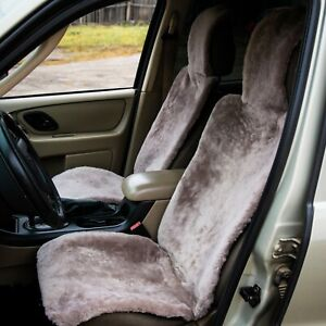 Car Seat Cover 100 Genuine Australian And Siberian Sheepskin 56 20 Inches