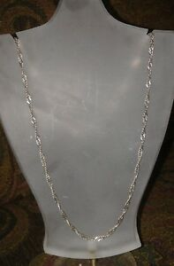 Sterling Silver 925 Link Chain 16