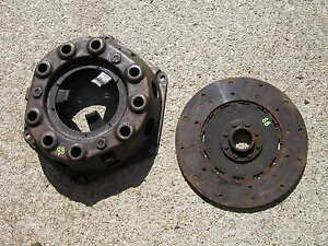 Oliver 88 Rowcrop Tractor Clutch Pressure Plate