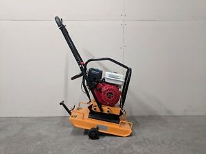 Hoc C100 Gx200 6 5 Hp Commercial Plate Compactor Tamper 2 Year Warranty