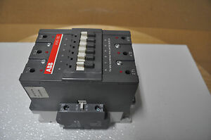 Abb Contactor A95 30 125 Amp 600 V With 120v Coil