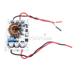 Dc 600w 10a Converter Step up Boost Constant Current Power Supply Led Driver
