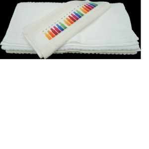 10 Towel Blank For Sublimation Ink Transfer Heat Machin 35x50 Cm
