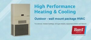 Bard W36ha c15xpxxxe New Never Installed Wall Mount Hvac Heat Pump