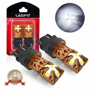 Lasfit 3156 3157 Led Reverse Backup Light Bulb For Gmc Sierra 1500 1999 2013