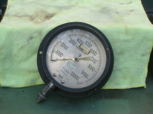 Marshalltown Heavy Gauge Cast Iron Vintage Steampunk 0 10000