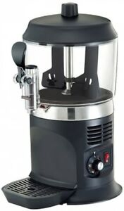 Benchmark 5 Qt Hot Beverage Topping Dispenser Server Pump Ice Cream Machine New