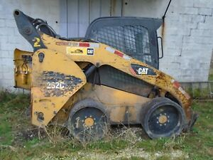 2015 Caterpillar 262c Skid Steer Loader