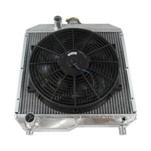 Radiator 14 fan For Ford New Holland 1510 1710 Sba310100291 sba310100440 Oz