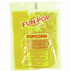 Gold Medal Products Mega Pop Corn Oil Salt Kits