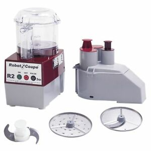 Robot Coupe r 2n Clr Combination Vegetable Prep And Vertical Cutter mixer