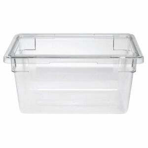 Cambro 12189cw135 4 75 Gallon Polycarbonate Food Storage Camwear Box