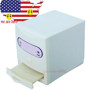 Dentist Dental X ray Film Viewer Reader Digitizer Scanner Box Usb 2 0 To Pc