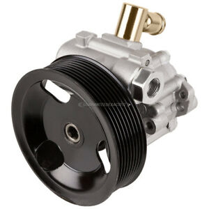 New High Quality Power Steering Pump For Mercedes Ml Gl And R Class