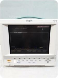 Philips M1205a V24c Patient Monitor 203645
