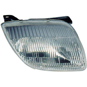 For Pontiac Sunfire 1995 2002 Right Side Headlight Assembly