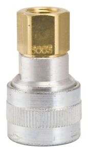 5 Foster Shd3003 Quick Coupler Air Hose Fittings 1 4 X 1 4 Npt