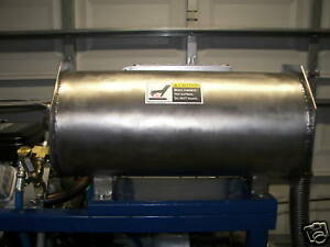 Truck Mount Carpet Cleaning Machine Axis Point Heat Exchanger 3500 Psi Rated