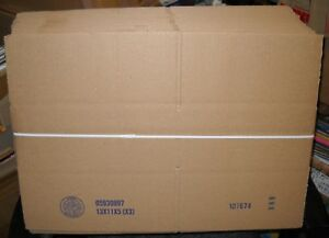 Wholesale Lot Of 25 Corrugated Cardboard Boxes 13 X 11 X 5 Brand New