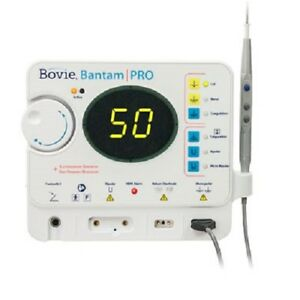 Bovie Bantam Pro 50 W High Frequency Desiccation W Cut A952 New 4 Yr Warranty