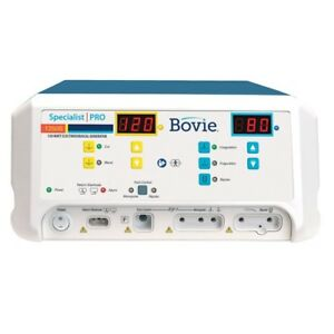 Bovie Specialist Pro 120 W Electrosurgical Generator A1250s New 4 Yr Warranty