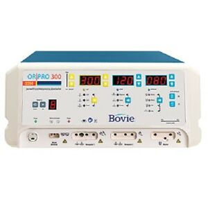 Bovie Or Pro 300 W Electrosurgery Generator A3350 New 4 Yr Warranty