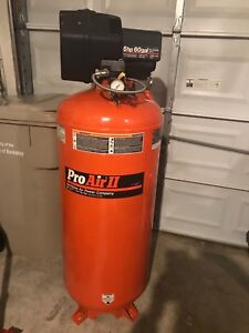 Air Compressor Tank 6 Hp 60 Gallon
