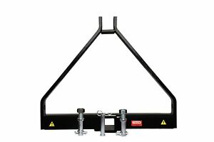 Tulga Fifth Wheel 3 Point Trailer Hitch 2 Receiver Adapter Drawbar Hitch Mounts