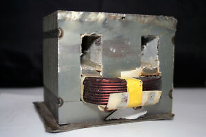 High Voltage Microwave Transformer