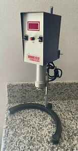 Brookfield Dv i Digital Viscometer Model Lvtdcp W Stand And Cp 40 Cone Spindle