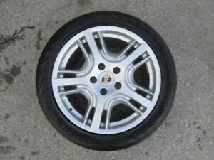 4 Used 19 Inch Porsche Panamera Wheels With 4 Used Tires