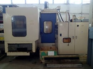 Kia Hc800 Horizontal Machining Center 2 Pallet