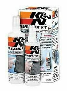K N 99 6000 Cabin Filter Cleaning Care Kit