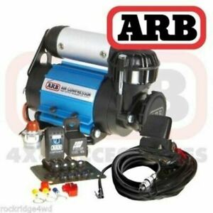 Arb Ckma12 On Board High Performance 12v Air Compressor