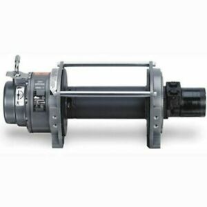 Warn Industrial Series 15 Hydraulic 15 000 Lb Winch 65931