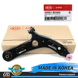 Genuine Control Arm Lower Front Right Passenger For 14 17 Kia Soul 54501b2000