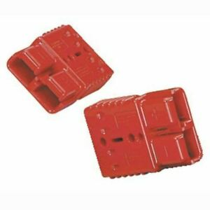 Warn 50 Amp Quick Connect Plugs For Atv Rt Xt 15 25 30 Portable Winches