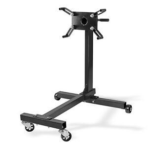 1000 Lbs Engine Stand 360 Rotating Head Motor Stand Automotive Tool Wimmer