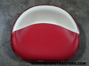 New Farmall Flip Back Pan Seat 100 130 140 2444 300 A B Super A Usa Made