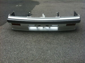Nissan Skyline R31 Oem Front Bumper With Panel Filler And Brackets