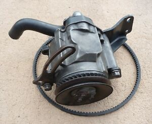 1973 1991 Oem Chevy Gmc Truck Suburban K5 Air Injection Smog Pump V belt Pulley