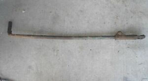 John Deere 5 Sickle Mower Part Pull Bar Z7677h Pull Bar Connection Z979h