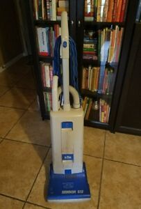 Windsor Sensor S12 Commercial Upright Bagged Vacuum W attachments