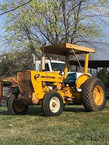 Ford 445 Industrial Tractor