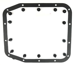 Ford Aod Transmission Pan Gasket With Pan Bolts Farpak Mustang F150 Thunderbird
