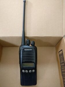 Kenwood Tk 3180 Uhf Two Way Radio used No Charger